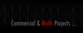 Commercial and Malls Projects by expert Top Architects in Lucknow